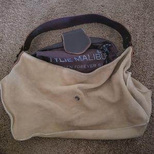 Tylie Malibu tan bag